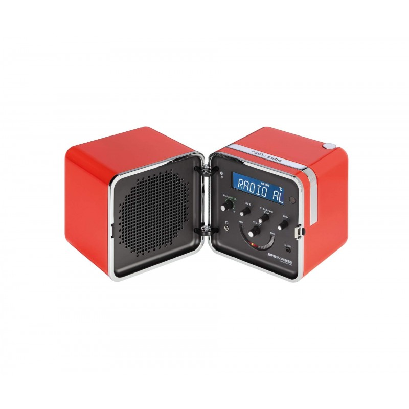 radio.cubo ts522D+S - Orange Sun